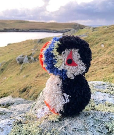 Shetland Special 2 Speedcrafting Online Workshop - April