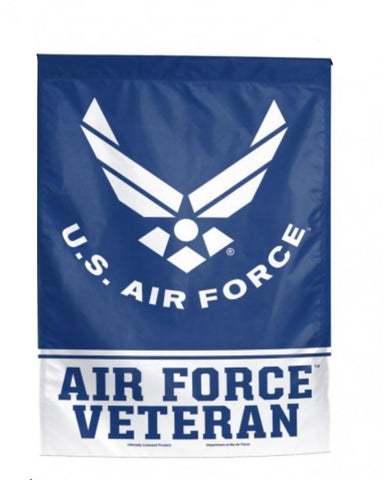US Air Force Veteran Fan Flag - 1 flag