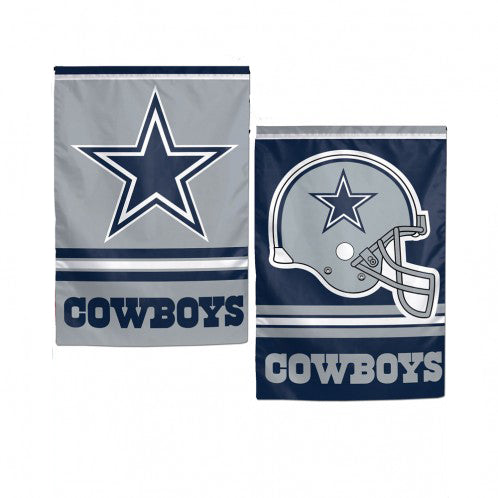 QB54 Cowboy Bundle - Contains 1 QB54 game and 1 Dallas Cowboys Flag (Silver Set)