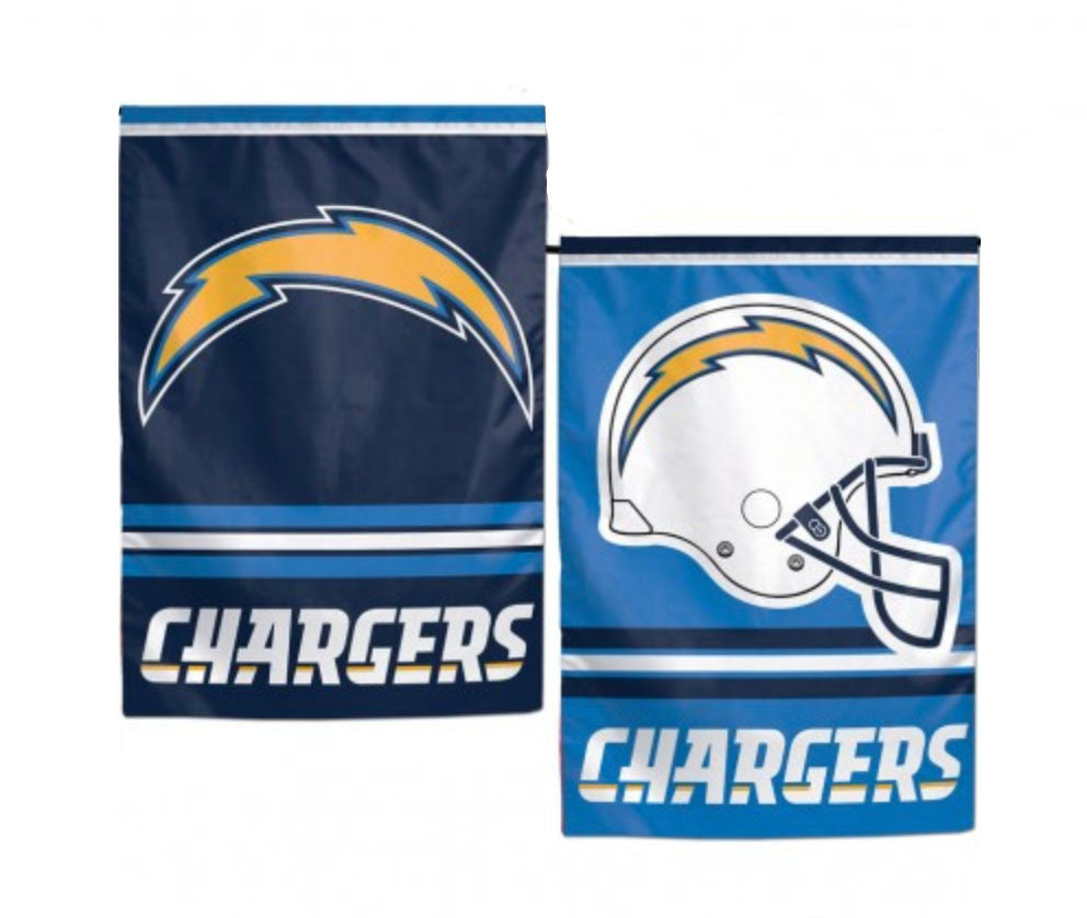 Los Angeles Chargers Fan Flag