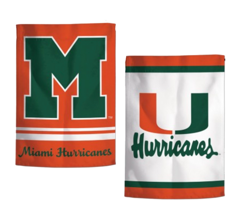 University of Miami - 1 Flag