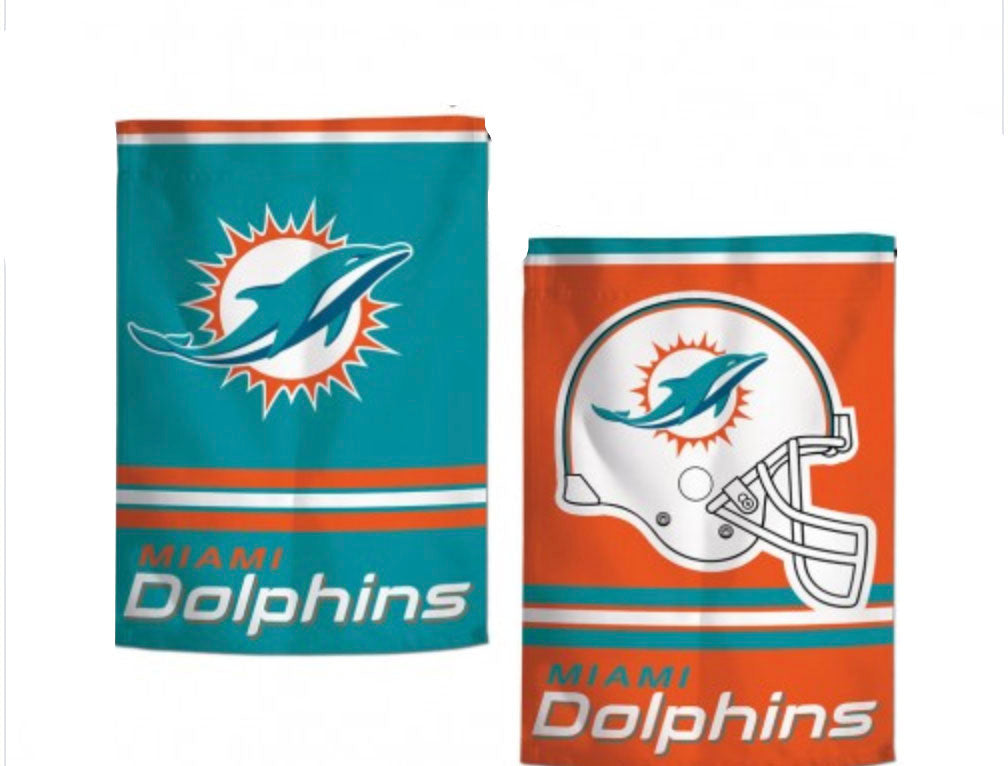 Miami Dolphins Fan Flag - 1 Flag