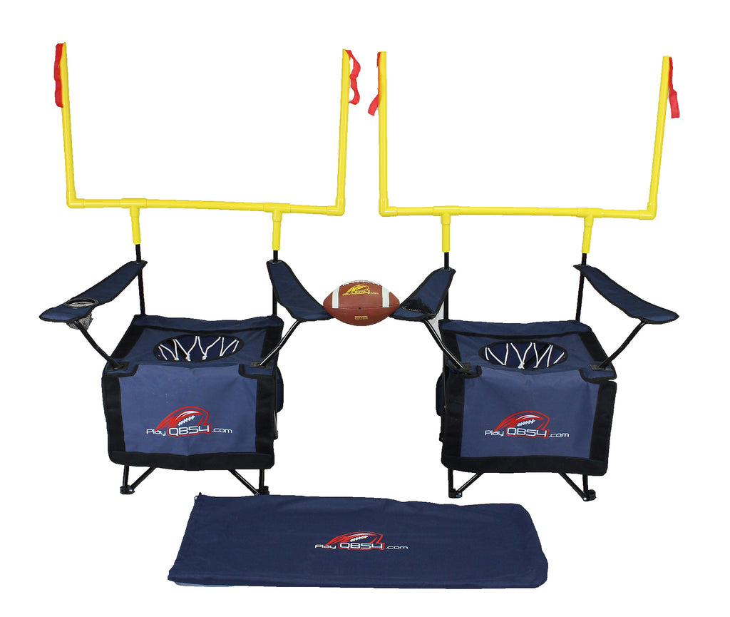 QB54 Navy Blue Game Set