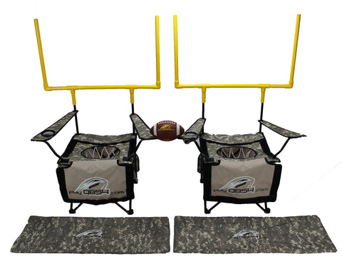 QB54 CAMO Game Set
