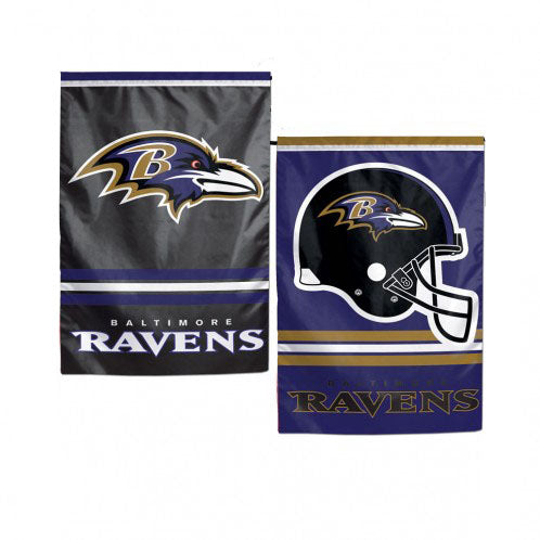Baltimore Ravens Fan Flag - 1 flag