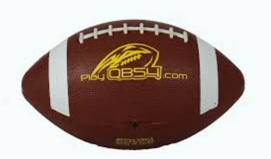 QB54 Scoring Kit and Football Bundle