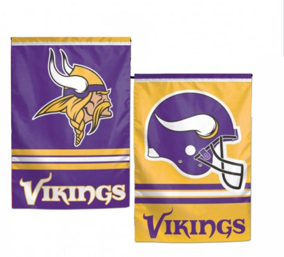 Minnesota Vikings Fan Flag - 1 Flag