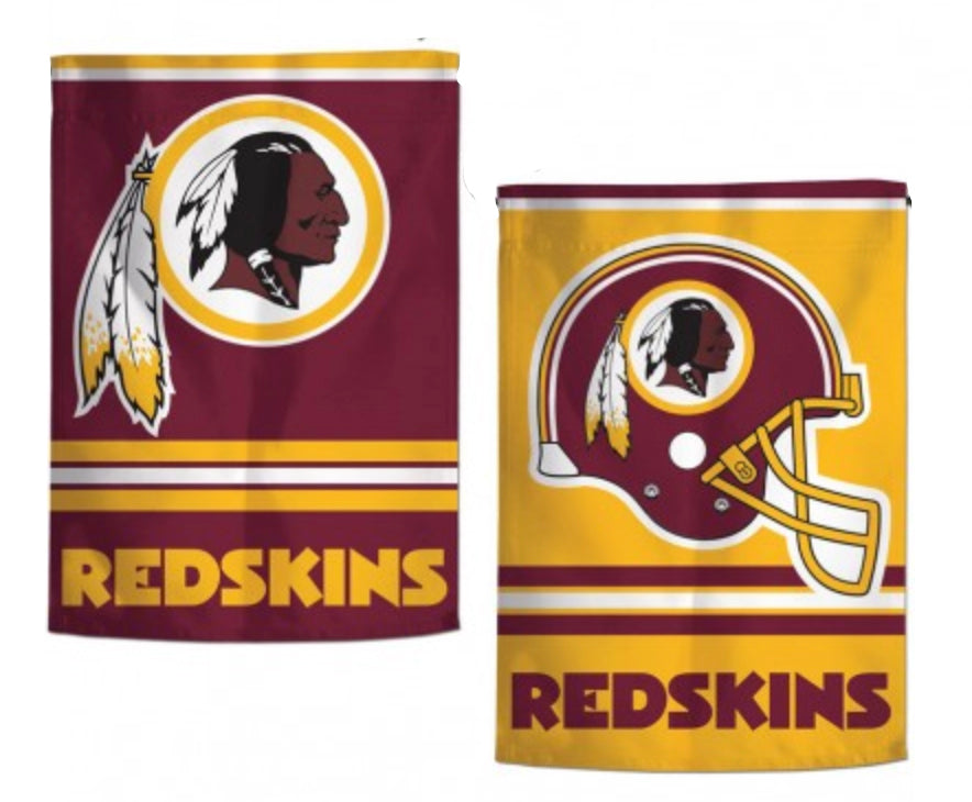 Washington Redskins  Fan Flag 1