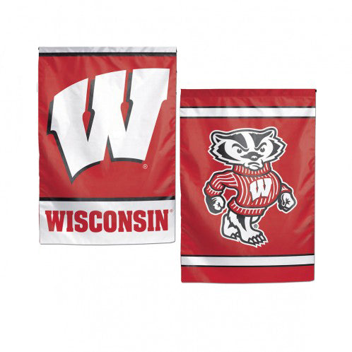 Wisconsin Fan Flag - 1 Flag