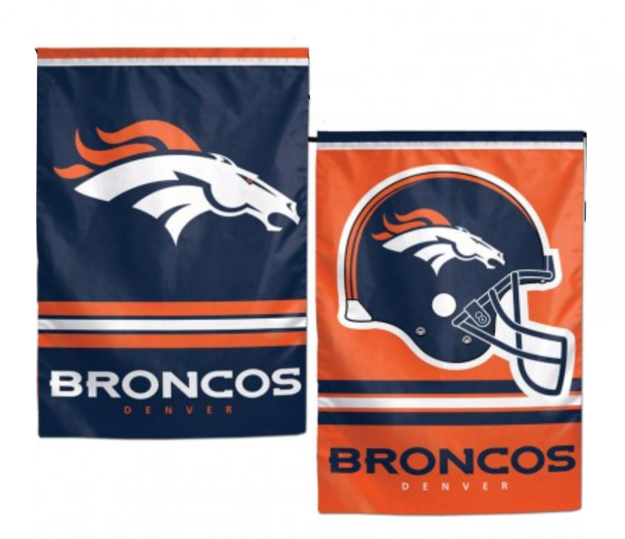 Denver Broncos Fan Flag - 1 Flag
