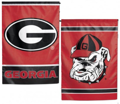 University of Georgia Bulldogs Fan Flag - 1 Flag