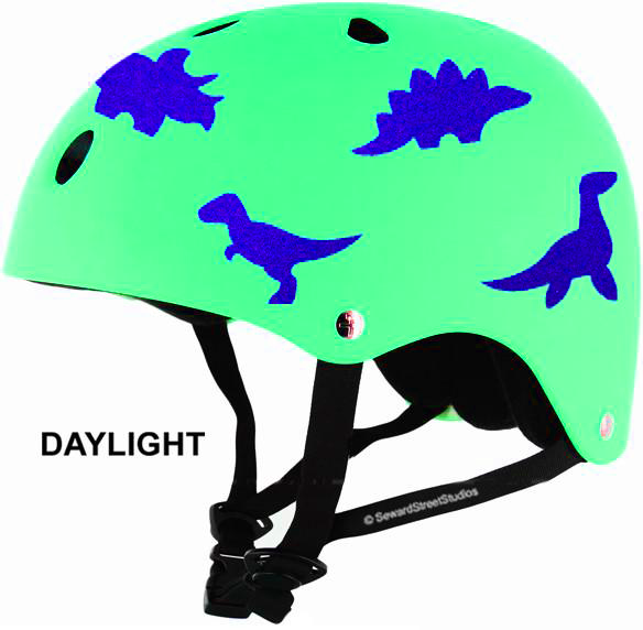 Dinosaurs  - Reflective Sticker