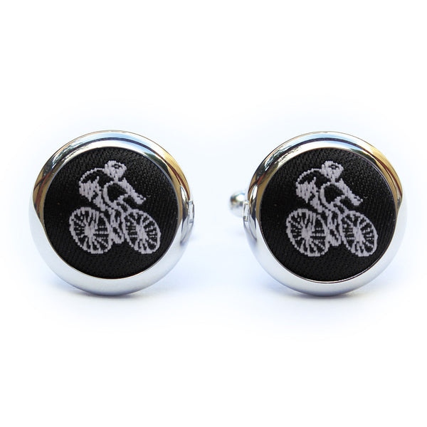 Pushbike cufflinks