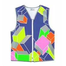 Hey Reflecto Fruitbox reflective vest