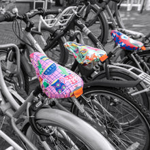 Pushbike seat covers by BikeCap