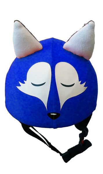 Blue Fox Helmet Cover