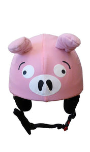 Piggy - Helmet Cover