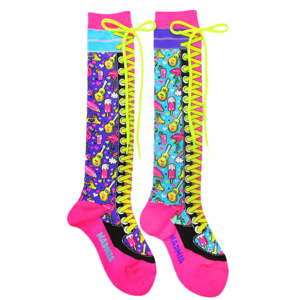 MadMia Flamingo Socks