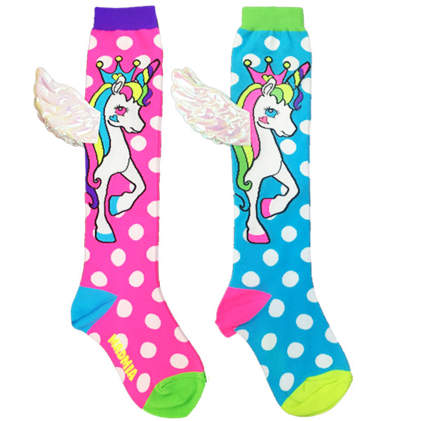 MadMia Flying Unicorn Toddler Socks - NEW!