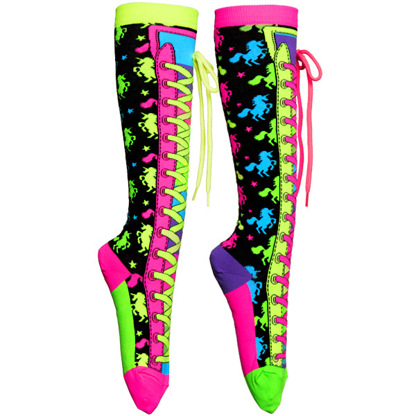 MadMia Unicorn Power Socks - NEW!