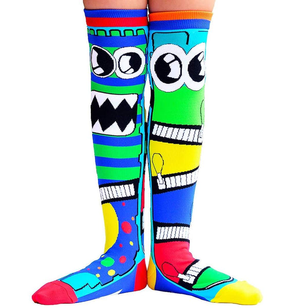 MadMia Monster Socks - New!