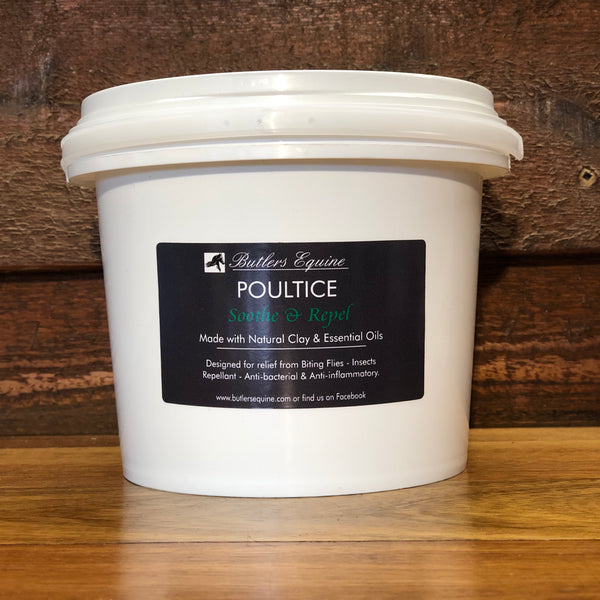 Butlers Equine Sooth and Repel Poultice 1.2kg