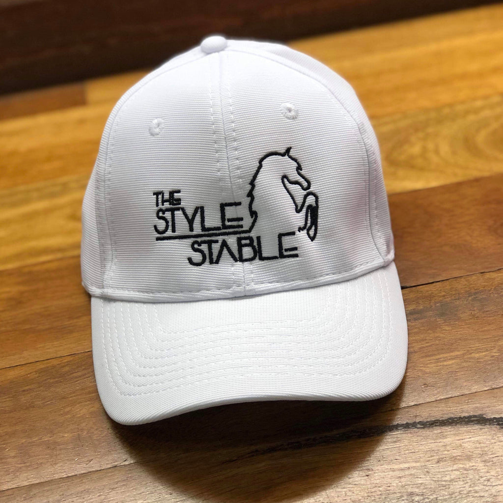 TSS Cap White - NEW!