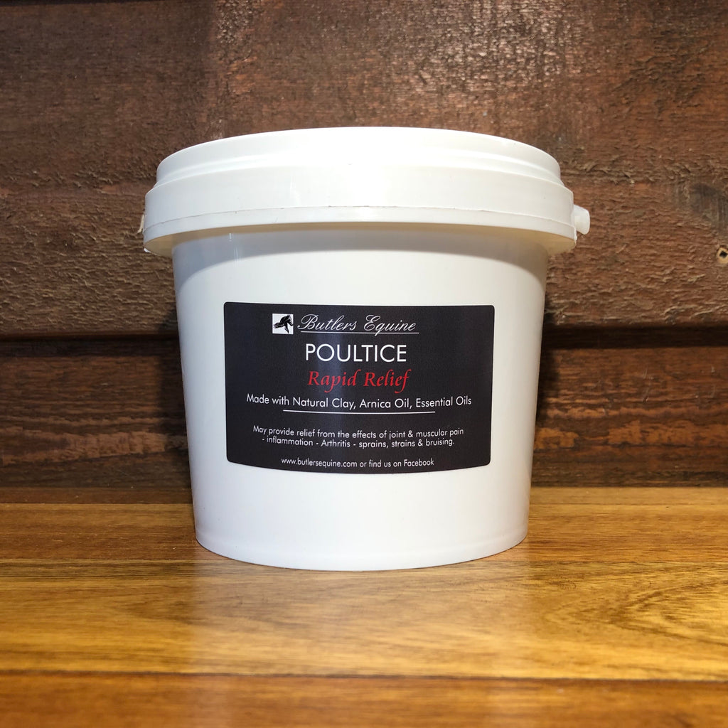 Butlers Equine Rapid Relief Poultice 1.2kg