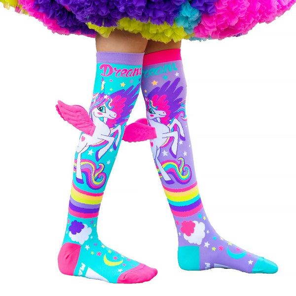 MadMia Flying Mini Pony Socks