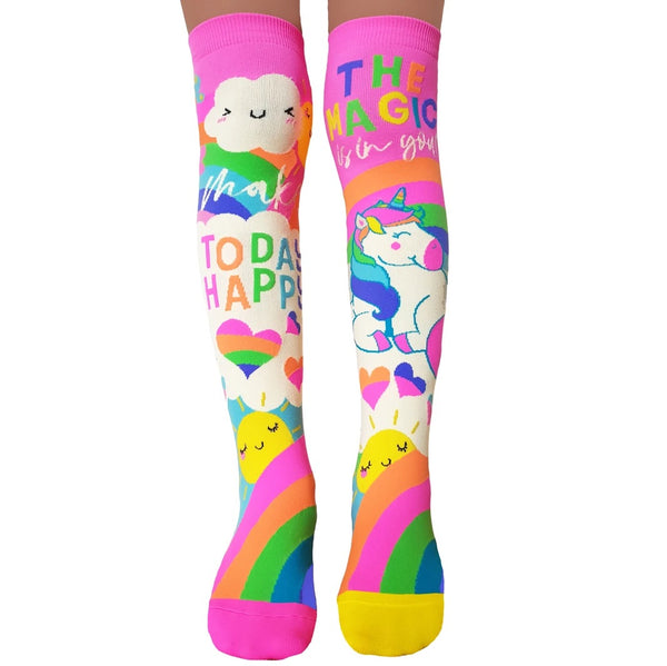 MadMia Rainbow Socks - New!