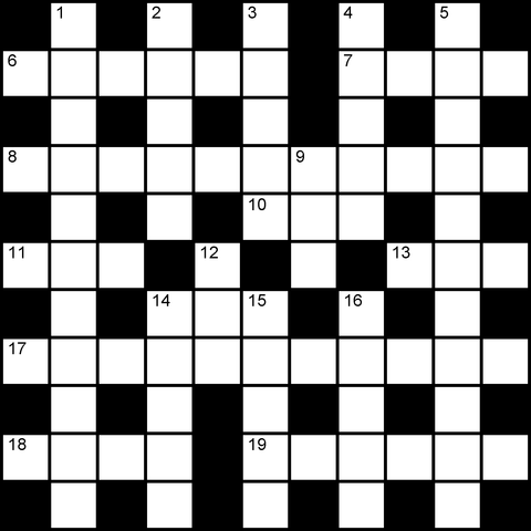 uk 11x11 crossword puzzle no.346