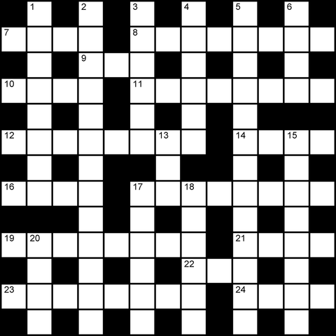 uk 13x13 crossword puzzle no.349