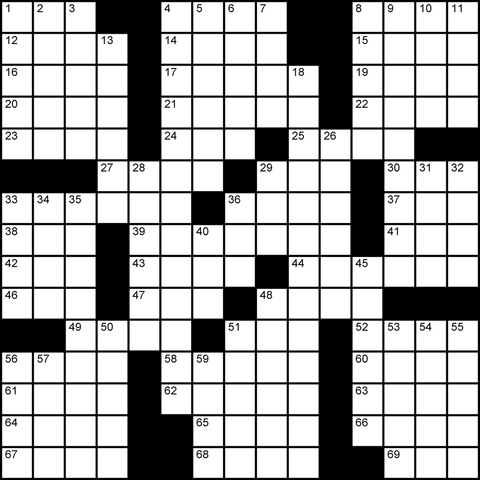us 15x15 crossword puzzle no.320