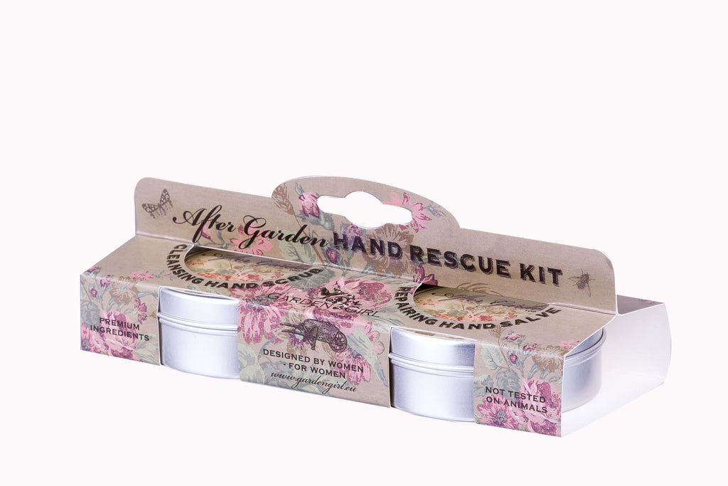 GardenGirl After Garden Hand Rescue Kit
