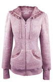 GardenGirl Jacket Teddy Fleece Classic/Pink