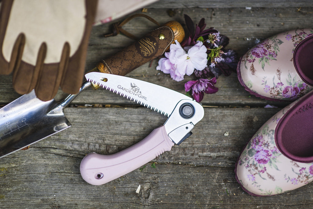 GardenGirl Ladies Folding Saw