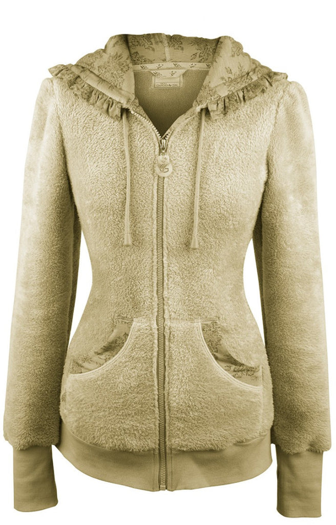 GardenGirl Jacket Teddy Fleece Chelsea
