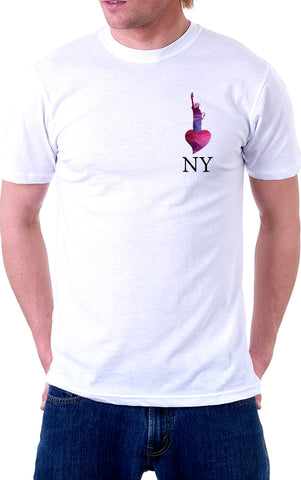 Statue of Liberty NY Unisex T-Shirt