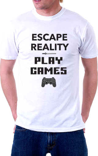 Play Games Unisex Shirt