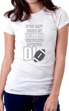 You Need A Stronger D! Women's Fit T-Shirt