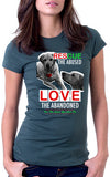 Rescue And Love Dogs Women's Fit T-Shirt