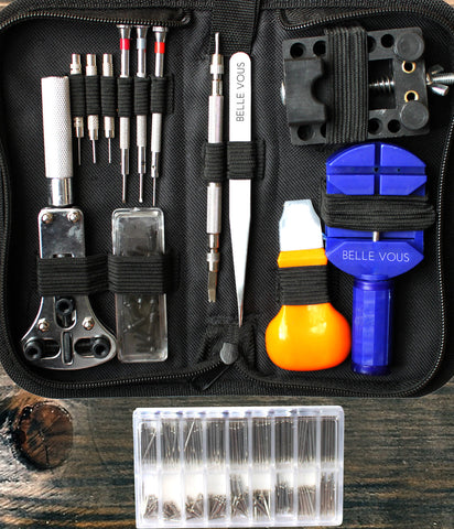 294pc Watch Repair Tool Kit