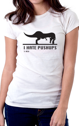 T-REX Women's Fit T-Shirt