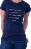 Many Lives Women's Fit T-Shirt