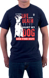 Don't Hurt My Dog Unisex T-Shirt