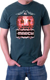 Veterans Are Born In March Unisex T-Shirt