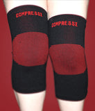 COMPRESSX Knee Sleeves