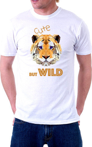 Cute But Wild Unisex T-Shirt