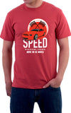 Speed Is A Lifestyle Unisex T-Shirt