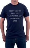 Many Lives Unisex Shirt